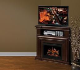 Dimplex Montgomery console multimedia