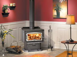 1500 Wood Stove with blower