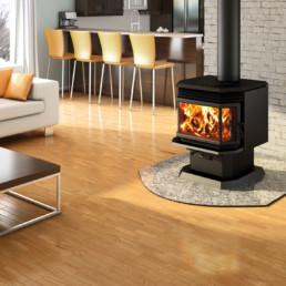 1800 Wood Stove