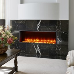 Dynasty fireplace insert 35''