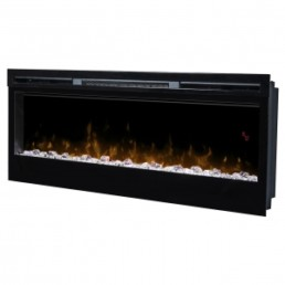 Walmount or insert fireplace Prism 74""