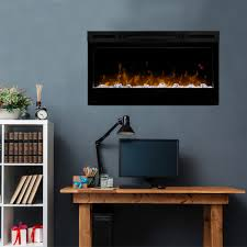 Dimplex Walmount Or Insert Fireplace 34 Quot Prism