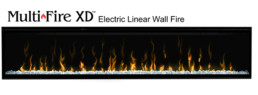 "Dimplex foyer de 100"" à encastrer Ignite XL100"