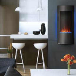 Napoleon Azure electric fireplace 43