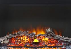 Napoleon Cinema electric fireplace 24'' to recess