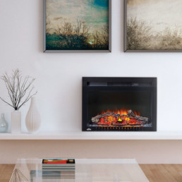 Napoleon Cinema electric fireplace 24'' to recess