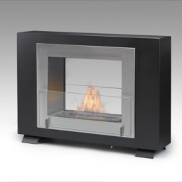 Wellington 2 sides ethanol fireplace
