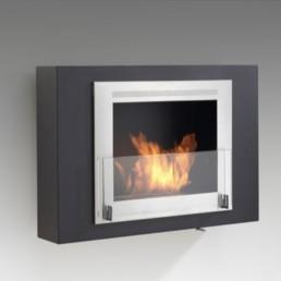 Wellington ethanol fireplace