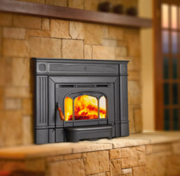 Hampton gas stoves insert