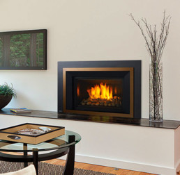 Regency gas stoves insert