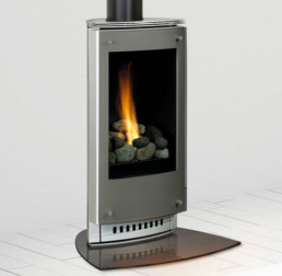 Heat & glo gas stoves