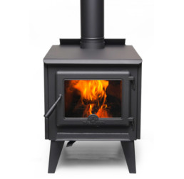 True North wood stove